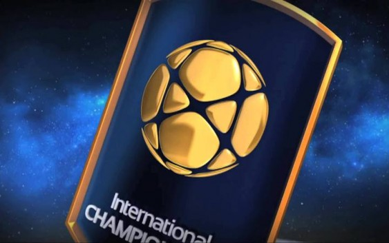 Watch all the Int'l Champions Cup @ Nevada Smiths