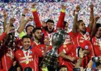 Chile win The Copa América!