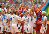 USA wins the World Cup